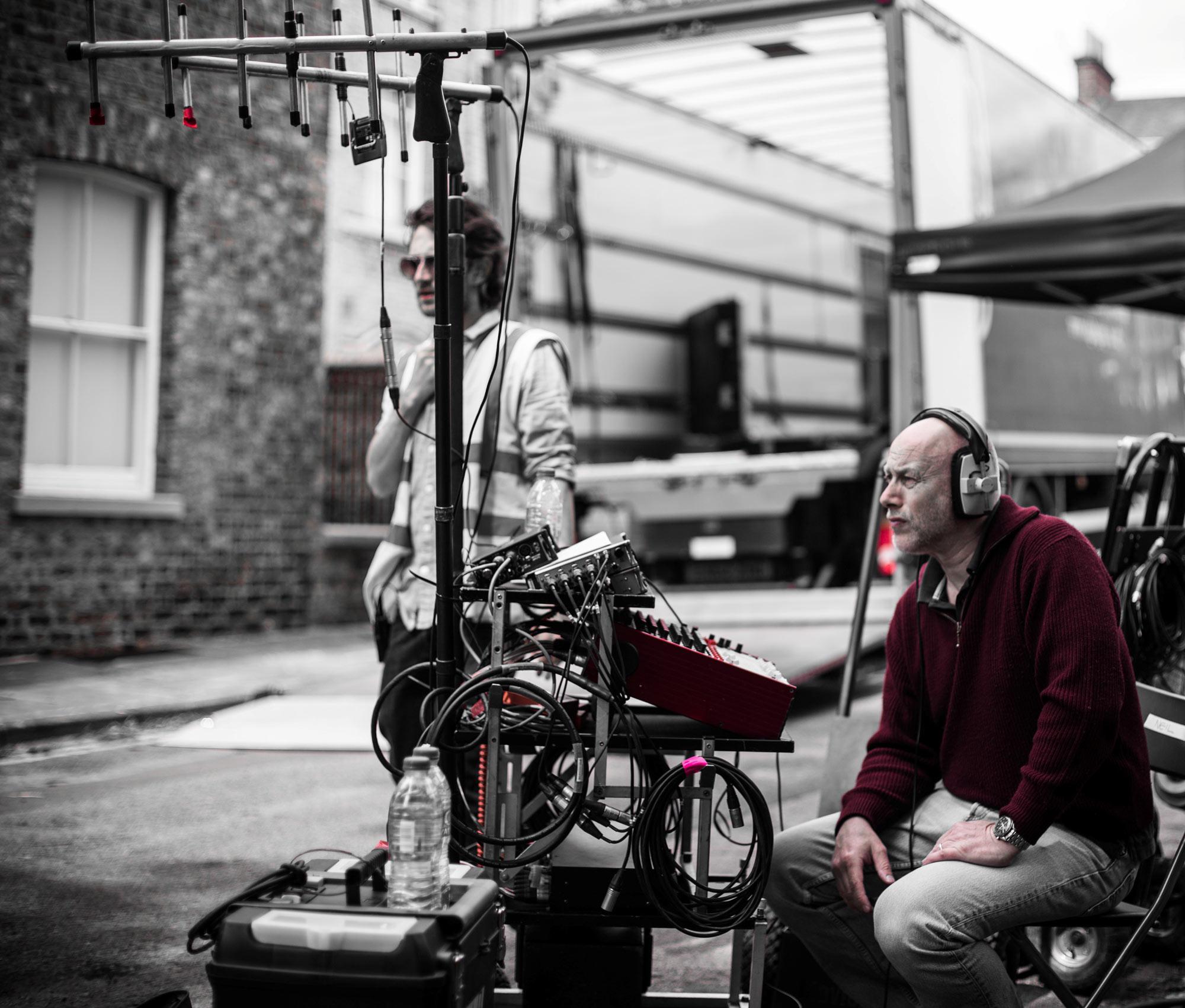 Neil Hillman Sound Mixer