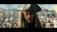 Pirates of The Caribbean: Dead Men Tell No Tales (Salazar's Revenge)