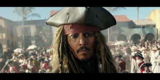 Pirates of The Caribbean: Dead Men Tell No Tales (Salazar's Revenge)